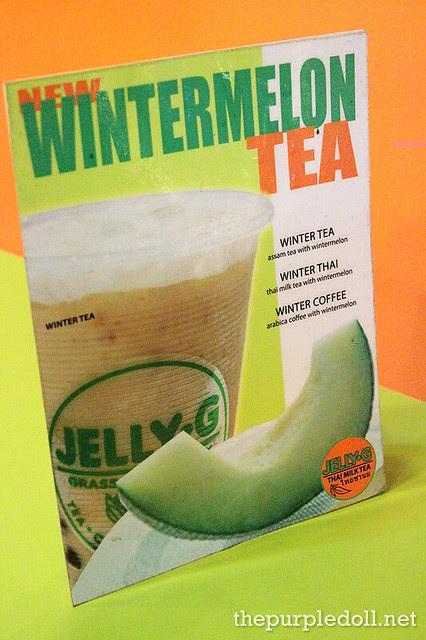 Wintermelon Thai Tea