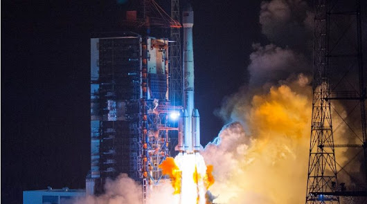 Chinese Long March 3B Launches APStar-6C Communications Satellite – Spaceflight101