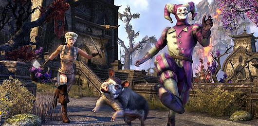 Win Joke Prizes By Participating In The ESO Jester's Festival -