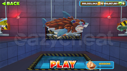 Hungry Shark Evolution Unlimited Gems, Coins, All Sharks Unlocked