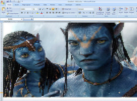 avatar_excel_painting