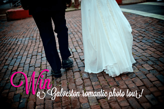 Win a Romantic Galveston Photo Tour | Galveston Romantic Photography