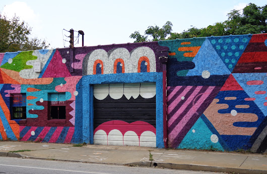50 Best Things to Do in Atlanta: Snap a selfie at these colorful Atlanta murals