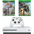 Microsoft Xbox One S 1TB 4K Bluray Console Titanfall 2 & Sunset Overdrive Bundle