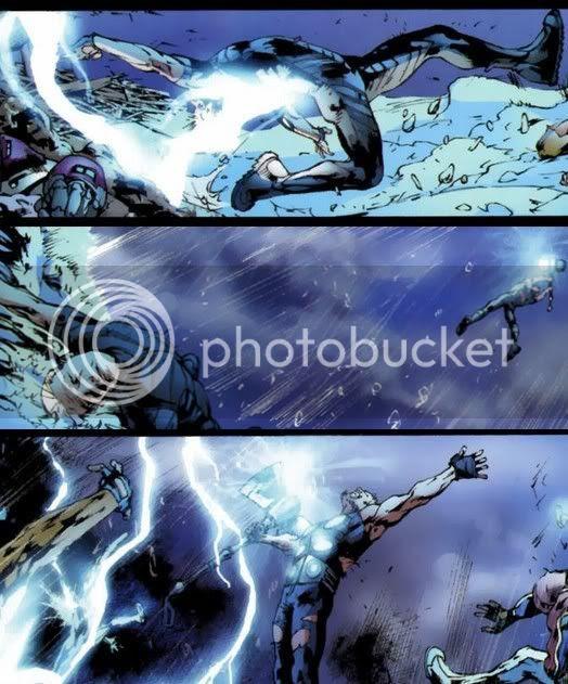 Thor versus Supremos