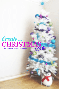 Create Christmas Linky on The Purple Pumpkin Blog