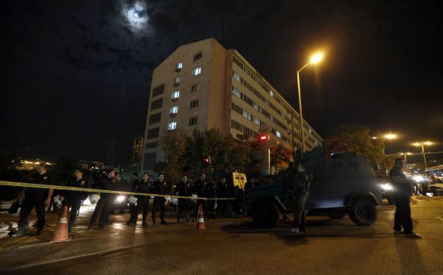 Οι Τούρκοι μπλέκουν Κω για τις επιθέσεις με ρουκέτες στην Άγκυρα