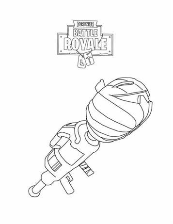 Fortnite Teknique Coloring Pages Free V Bucks Battle Pass