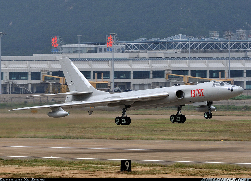 Fuerza Aérea China