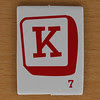 Word Grab letter K