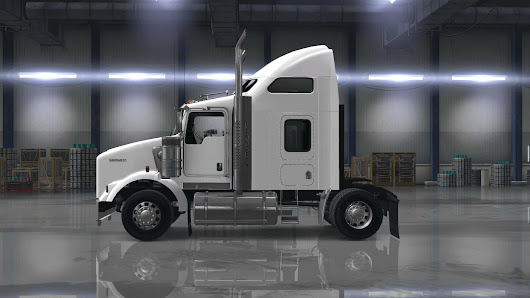 [MP] All Cab - All Chassis - MORE Trucks v1.0 - American Truck Simulator mod | ATS mod