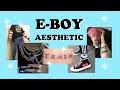 Edgy Eboy Style