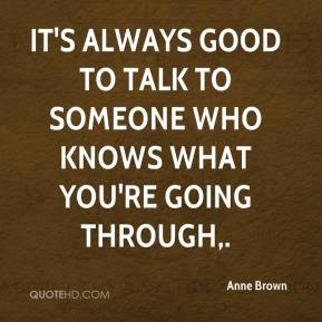 Anne Brown Quotes Quotehd