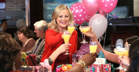 How Galentine's Day Went From a Beloved Fiction to a Beloved Tradition