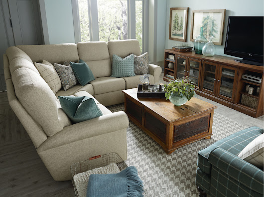 The Anatomy of a Knockout Living Room | Design by GAHS