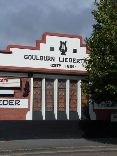 Lieder Theatre, Goulburn