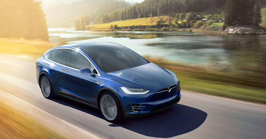 Tesla's Model X Is Here, and It's as Awesome as We Hoped