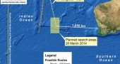 Search Area For MH370 Shifts Closer To Australian Coast