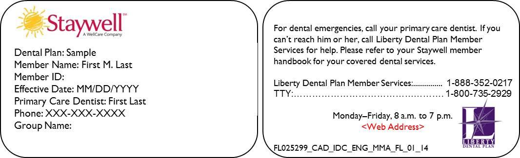 Florida Medicaid - Liberty Dental Plan