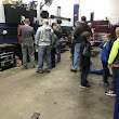 Cub Scout Pack 1189 visits Steve's Auto to make Pinewood Derby cars