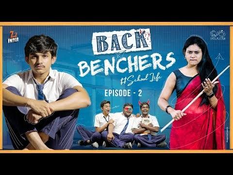 Backbenchers School life Telugu Web Series Part 2
