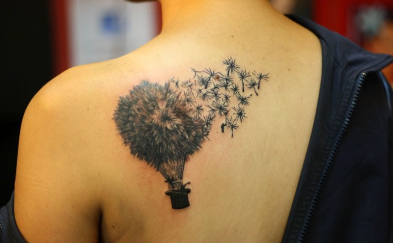 21 Meaningful Dandelion Tattoo Designs Design Of Tattoosdesign Of