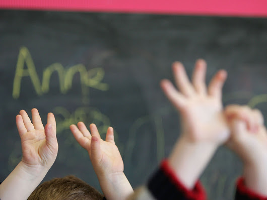 Schoolchildren complete the sentence: 'I wish my teacher knew', the results are shocking