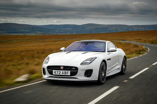 Jaguar F-Type Special Edition Celebrates 70 Years - CarBuzz