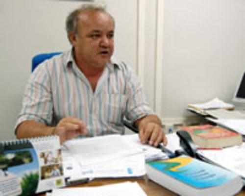 DETRAN - O coordenador Marcelo Brito Galvão revela que o número de carros com GNV cresce numa escala de 10% mensalmente