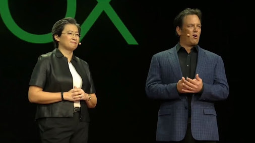 Phil Spencer Teases Next Gen Xbox 2 and xCloud - AMD CES 2019 Keynote https://www.youtube.com/watch?...