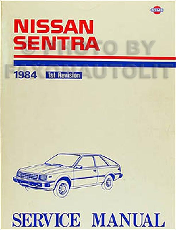 Diagram 1988 Nissan Sentra Service Shop Repair Manual Set Oem Service Manual And The Wiring Diagrams Manual Full Version Hd Quality Diagrams Manual Nanowiring Investinlazio It