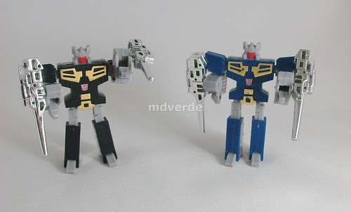 Transformers Rewind & Eject G1 Encore Reissue - modo robot