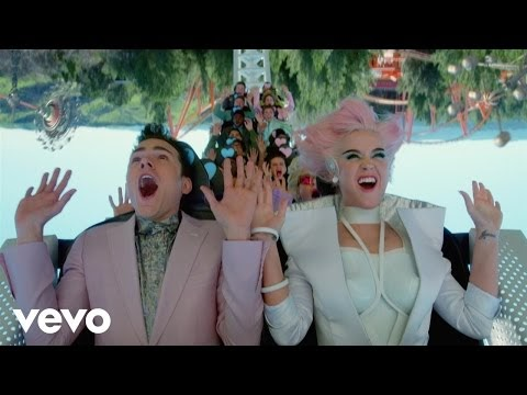 chained to the rhythm, il nuovo video di katy perry