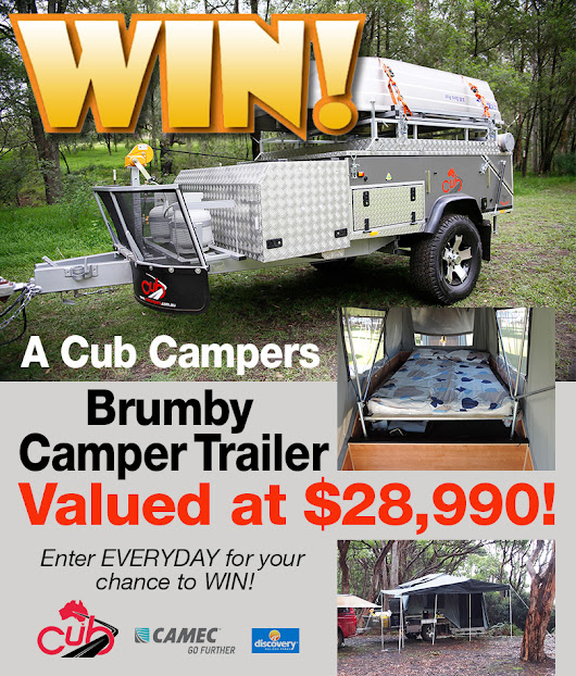 Cub Campers Kamparoo Brumby Competition
