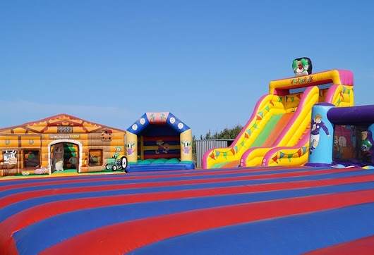 On the Safety of Bouncy Houses for Children
