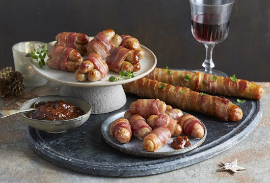 Aldi is launching a FOOT LONG pig in blanket this Christmas
