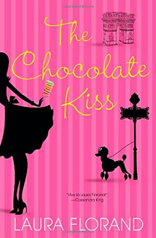 book cover of   The Chocolate Kiss