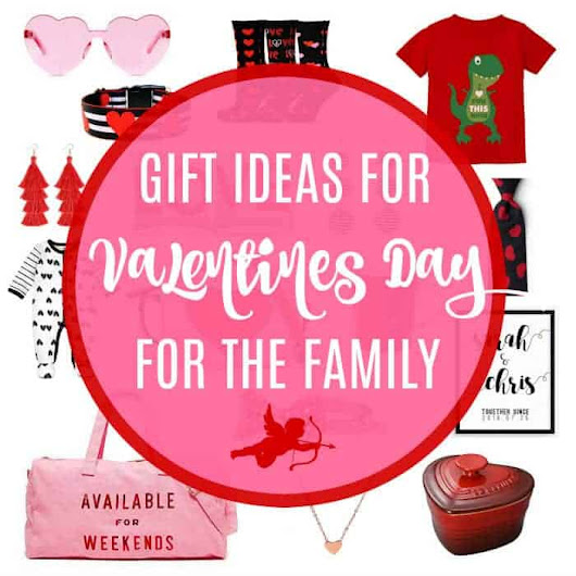 Valentines Ideas for the Whole Family - Made with HAPPY