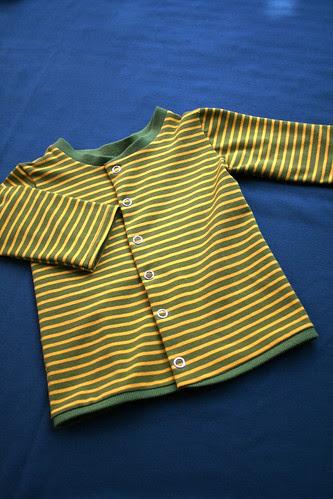 pyjamashirt voor Tiebe