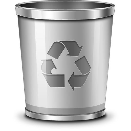Trash can PNG images free download