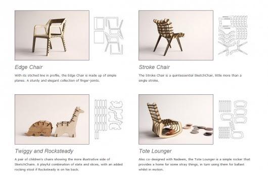 Arquitectura otras hierbas un programa para dise ar y for Programa para disenar muebles