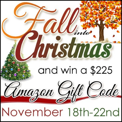 Win a $225 Amazon Gift Code ends 11/22 #FallIntoChristmas - A Thrifty Diva Surviving Mommy Hood