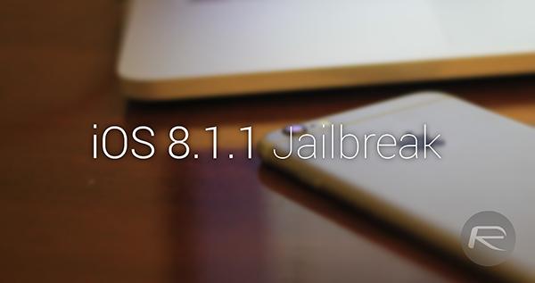 iOS 811 jailbreak