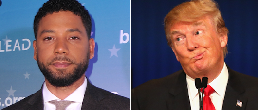 That Time Jussie Smollett Called Trump Supporters 'Clowns' And A 'National Disgrace'