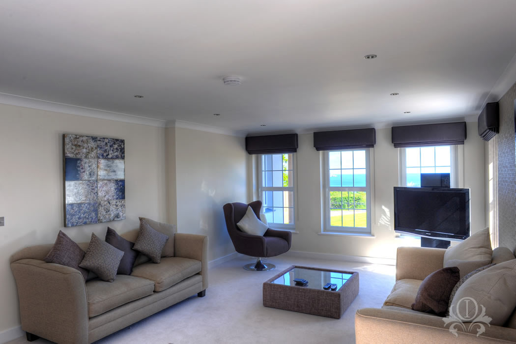 Lounge Interior Design Cobham Surrey
