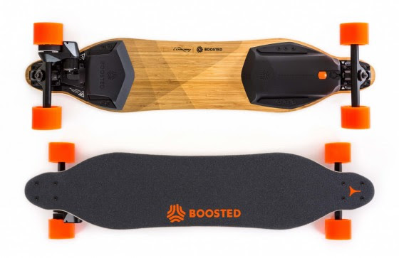 This holidays set to be electric with Evolve\/Bustin and Boosted\/Loaded  Longboardism