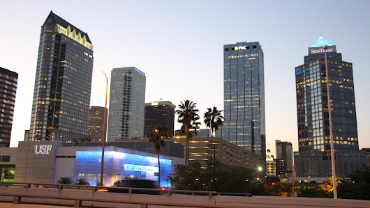 Tampa Bay outpaces most U.S. metros on this key measure of growth - Tampa Bay Business Journal