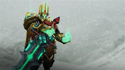 wraith king leoric oboi dota  na rabochiy stol kh