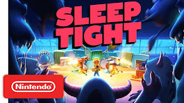 Video: Sleep Tight Release Date Trailer For Nintendo Switch | My Nintendo News