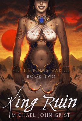 Current cover for King Ruin